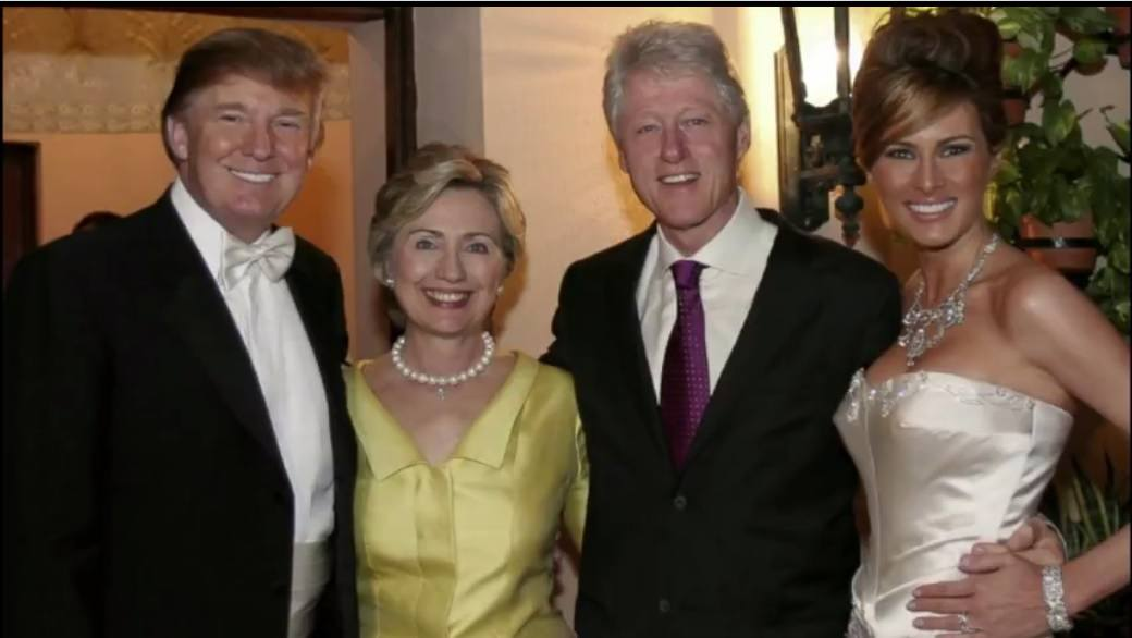Lost Generation? America's War Against Parents and the Destruction of Childhood Trump-Clintons