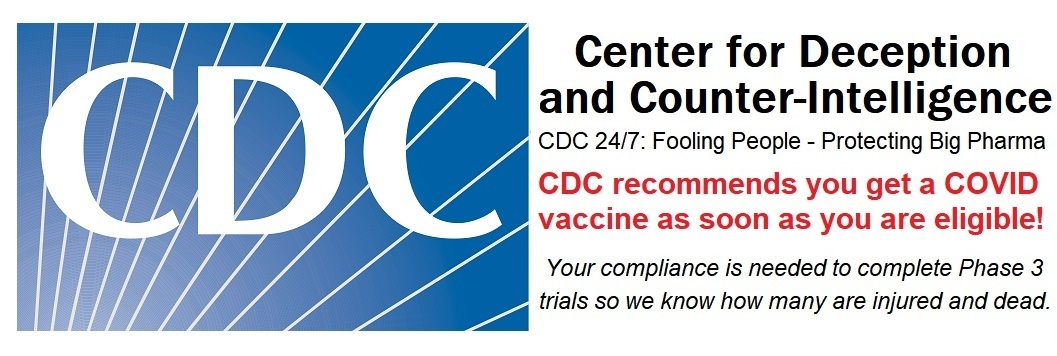 CDC UPDATE - 1,170 DEAD Following COVID Injections CDC-logo-HIN-version-2