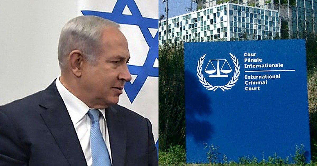This image has an empty alt attribute; its file name is Israel-International-Criminal-Court-Netanyahu.jpg