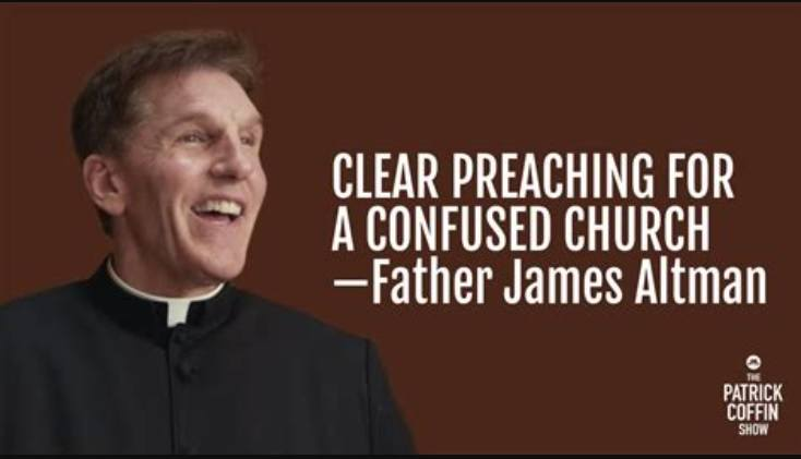 Wisconsin Catholic Priest Defies Authorities and Warns His Flock on the Dangers of the COVID Injections James-Altman-Catholic-Priest