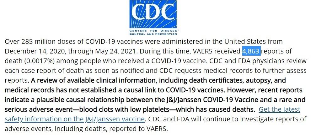CDC Stats through May 24th, 2021 CDC-Deaths-Screenshot-5.24