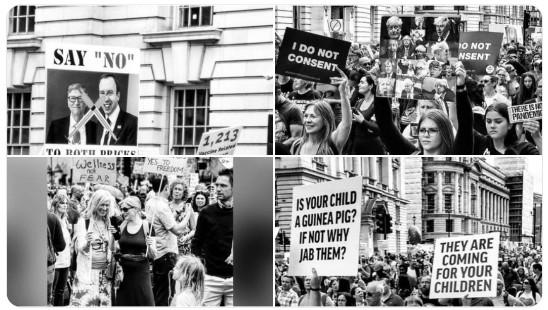 Hundreds of Thousands Take to the Streets in London to Protest And Fight for Their Children London-Protests-6.26