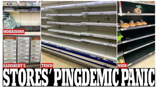Panic Hits UK as Supermarket Shelves Go Bare Ping-stores-1