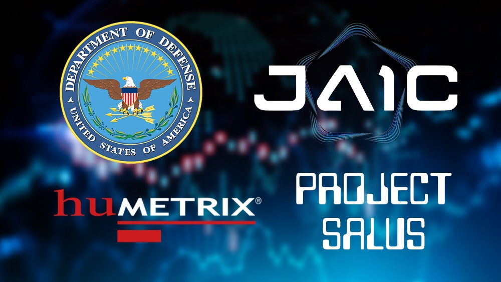 """BREAKING: Data Analysis Program Named """"Project Salus"""" SHATTERS Official Vaccine Narrative DOD-ProjectSalus-Humetric-JAIC"""
