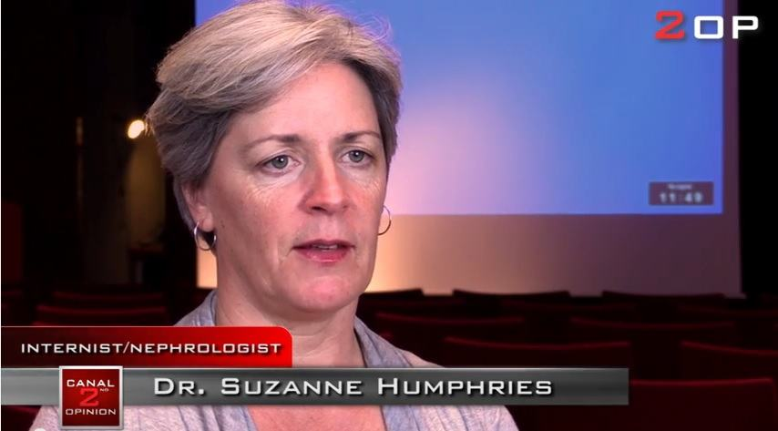 "Dr. Suzanne Humphries on Vaccine Safety: ""They Don't Want You to ..."