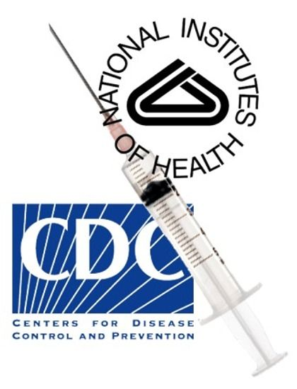 NIH-CDC-Hypodermic