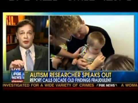 Dr. Andrew Wakefield defends himself on Fox & Friends