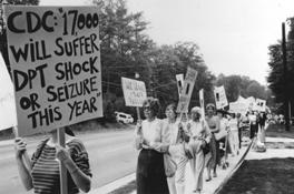 CDC Protestors