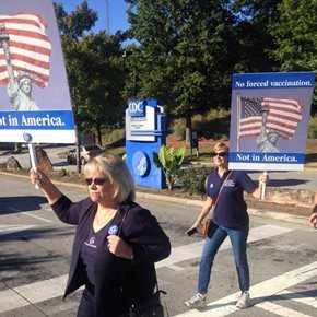 PHOTO---Kathi-and-I-doing-Abbey-Road-at-Oct--23,-2015-march-at-CDC-in-Atlanta
