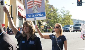 PHOTO---Theresa-Wrangham-and-Judith-Jolly-at-Oct--23,-2015-march-at-CDC-in-Atlanta (1)