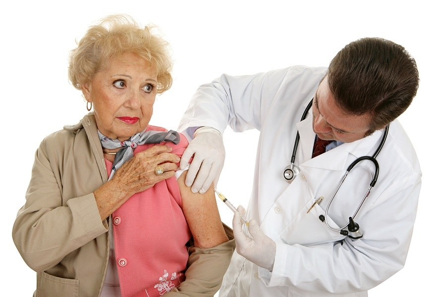 Why are people over age 65 given ineffective flu shots for People s choice 65