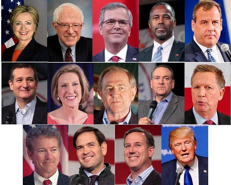 2016-President-Candidates