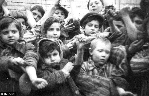 Auschwitz-child-survivors