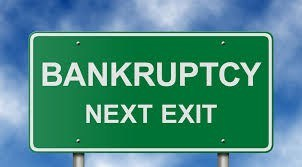 Bankruptcy-next-exit