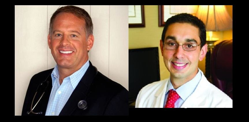 Dr. James Meehan and Dr. Andy Revelis