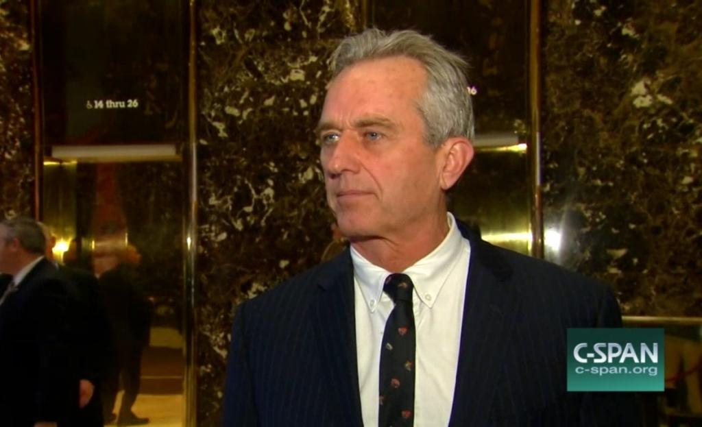 Trump Appoints Robert F. Kennedy Jr. To Chair Vaccine Safety ...