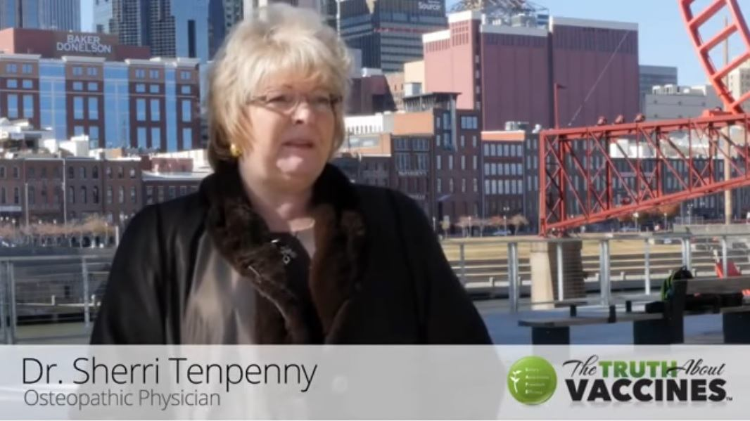 Sherri Tenpenny Truth About Vaccines