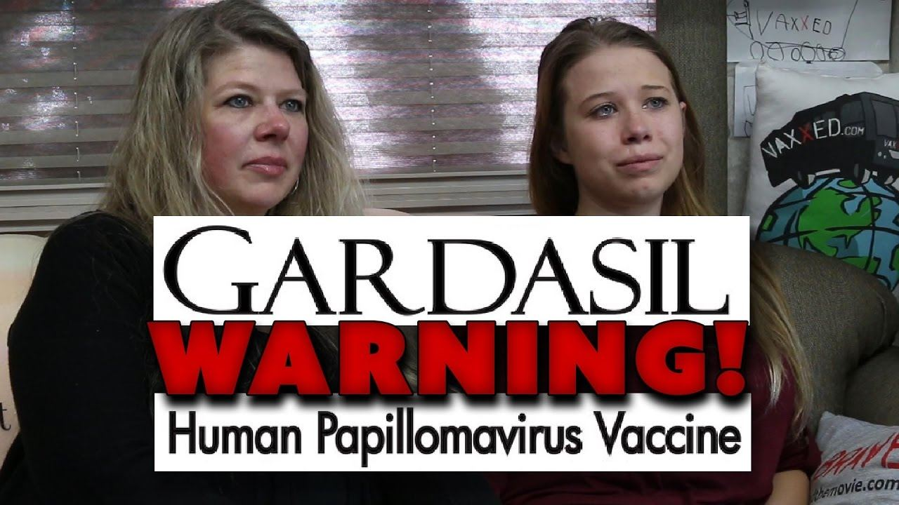 12 Year Old Girl Develops Guillain-Barré Syndrome After Gardasil Vaccine – Suffers Paralysis