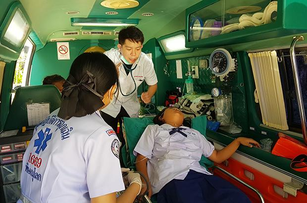 Thai Girls HPV Vaccine Injuries