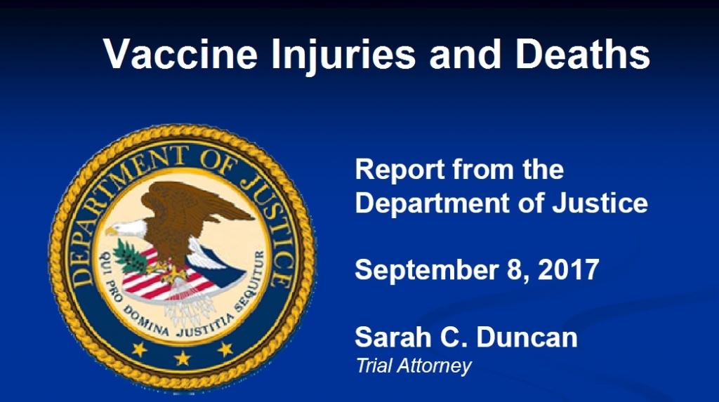 Government Issues First Report in 2017 on Vaccine Injuries and Deaths: 275 Injured 4 Dead from Flu Shot