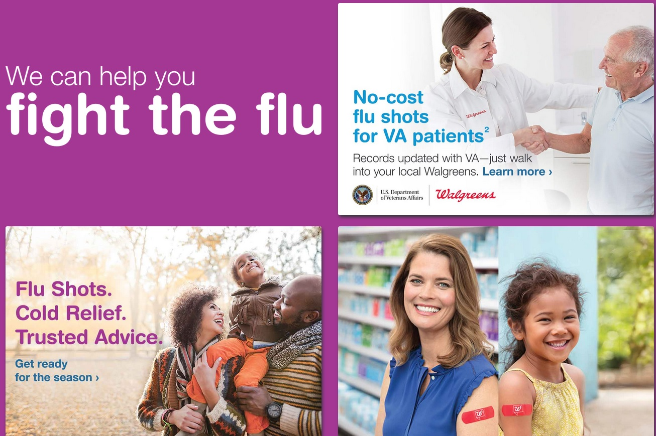 Walgreens Flu Shot Ad