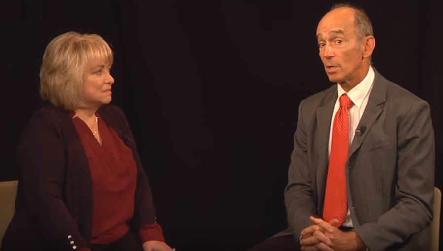 Dr. Mercola and Barbara Loe Fisher