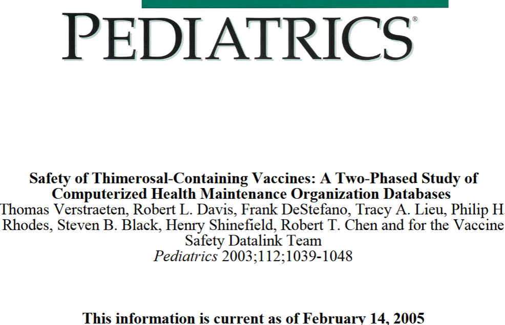 Pediatrics-DeStefano-Chen-Boyle-Thompson-2003
