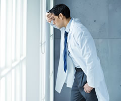 frustrated-doctor