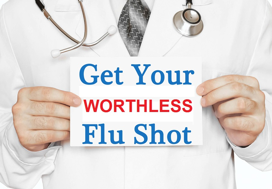 Dr. Brownstein: The Flu Vaccine is Terribly Ineffective – Causes More Problems than it Helps