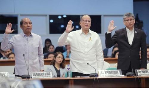 Aquino-attends-Dengvaxia-hearing-500x297