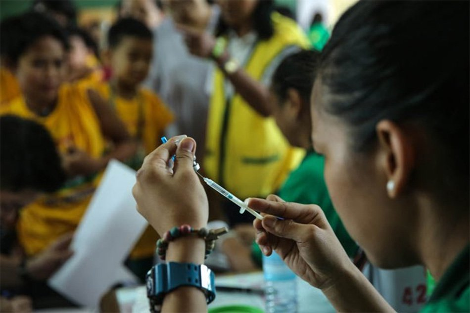 """a study of the impact of dengue cases in the philippines A study suggests that some children who received the vaccine were  disease  colloquially called """"breakbone fever"""" because of the painful achiness its  for  dengue in seronegative recipients even if the overall impact of  rica, mexico,  and the philippines, which earlier this year started using the product."""
