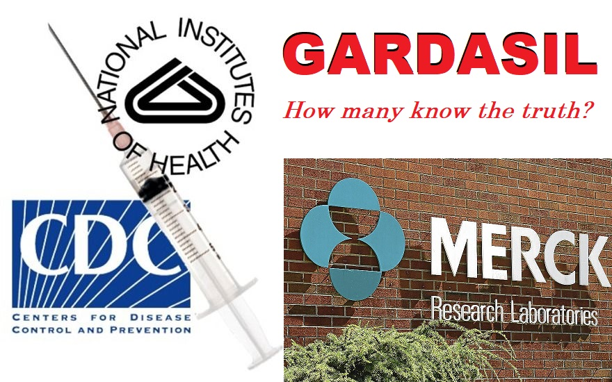Public Petitions FDA to Investigate Gardasil Vaccine Fraud NIH-CDC-Merck-Gardasil