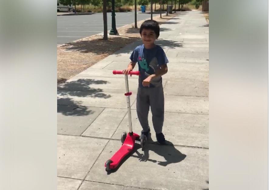 Vaccine Damaged Autistic Child Starts Healing After Ozone Treatment Ozone-Autistic-Kid