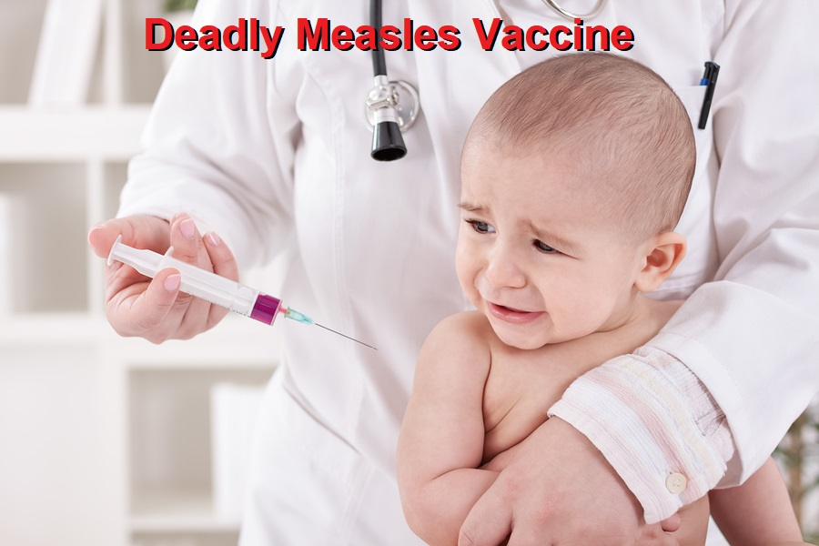 Lawfirm Announces $101 Million Measles Vaccine Settlement for Infant that Suffered Brain Injury Crying-Little-Baby-Boy-Receiving-Vaccine