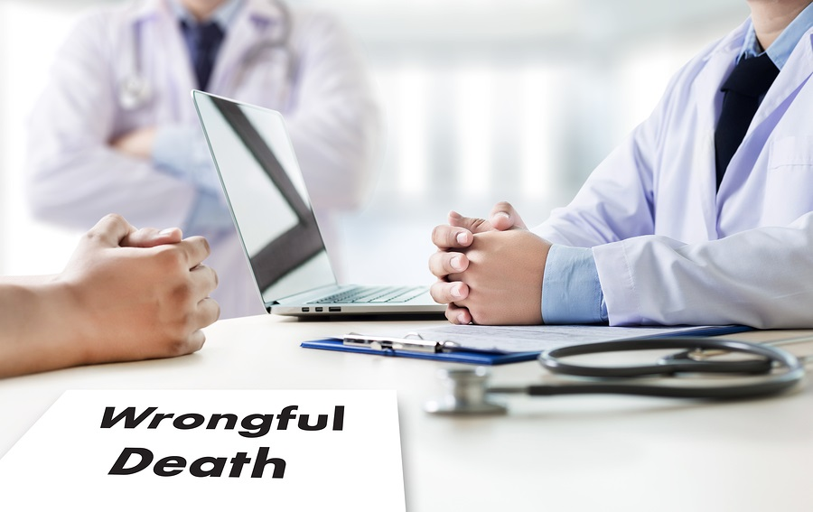 Wrongful Death Doctors talk photo