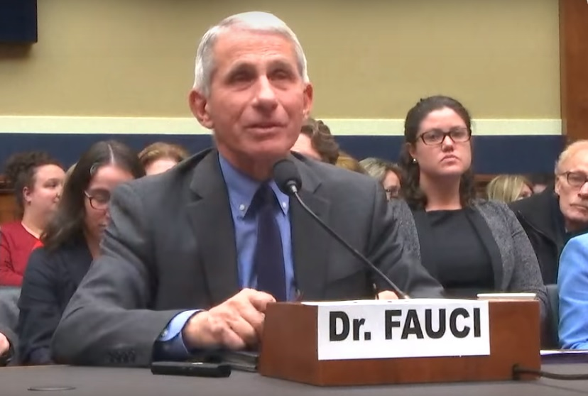 Director of NIAID Gives False Testimony Under Oath to Congress Regarding MMR Vaccine Dr.-fauci