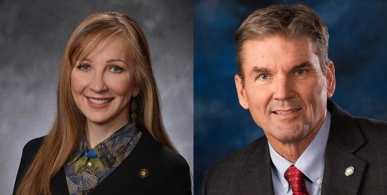 Lawmakers, Doctors, Attorneys and Oregon Public Oppose Secretive Bill to Force All Vaccines on Oregon Children Oregon-Senator-Kim-Thatcher-Dennis-Linthicum