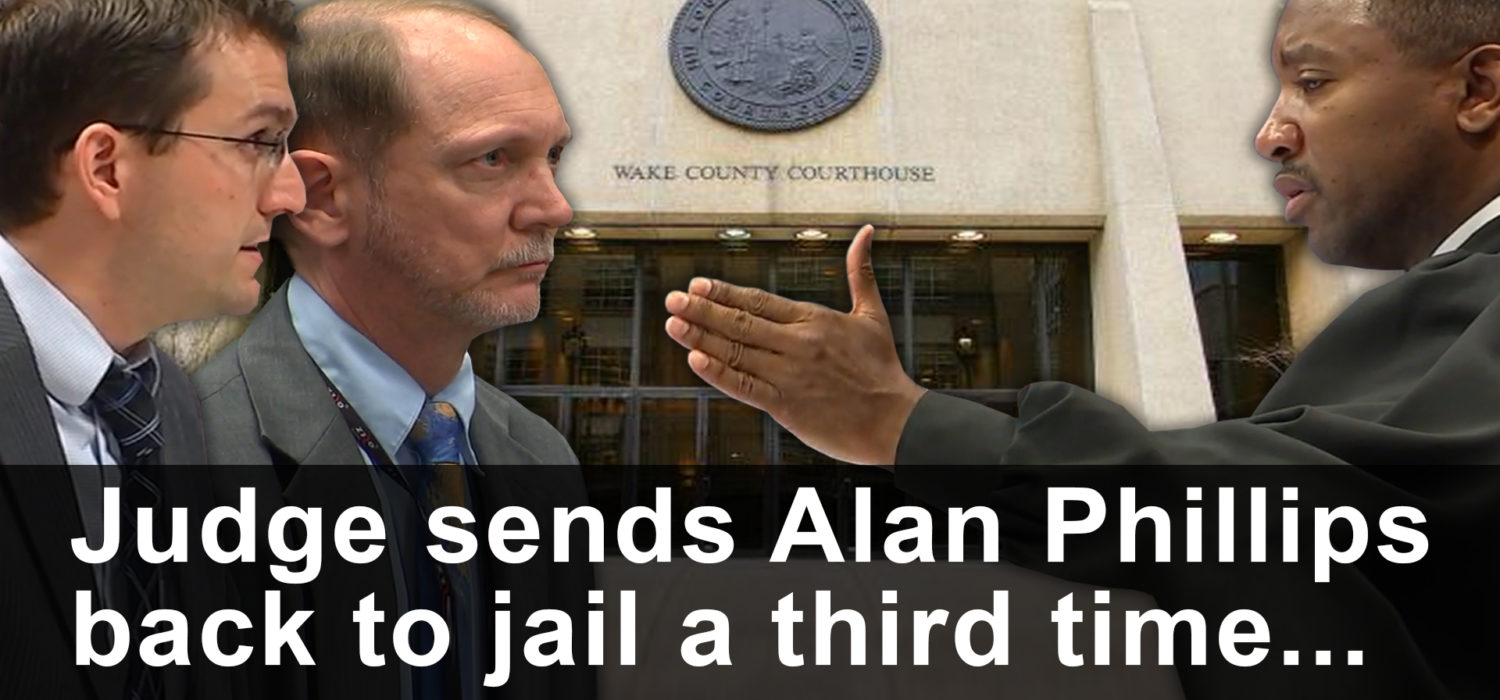 Vaccine Rights Attorney Sent Back to Jail a Third Time for Refusing to Breach Attorney-Client Privilege Alan-Phillips