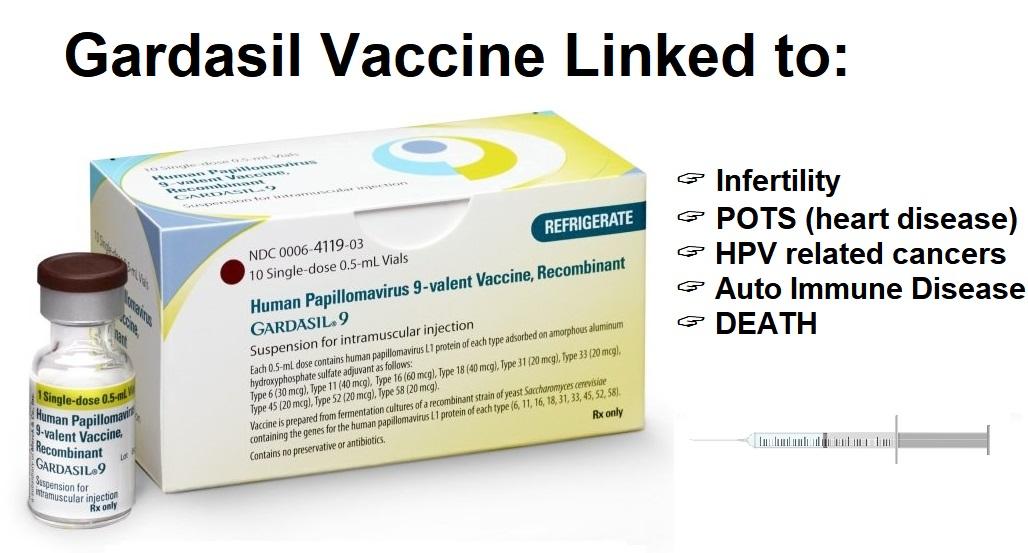 Gardasil Vaccine Side Effects