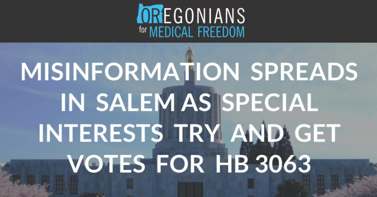 Oregonians-for-Medical-Freedom-HB-3063-Special-Interests-Spread-Misinformation-1200-x-628-768x402