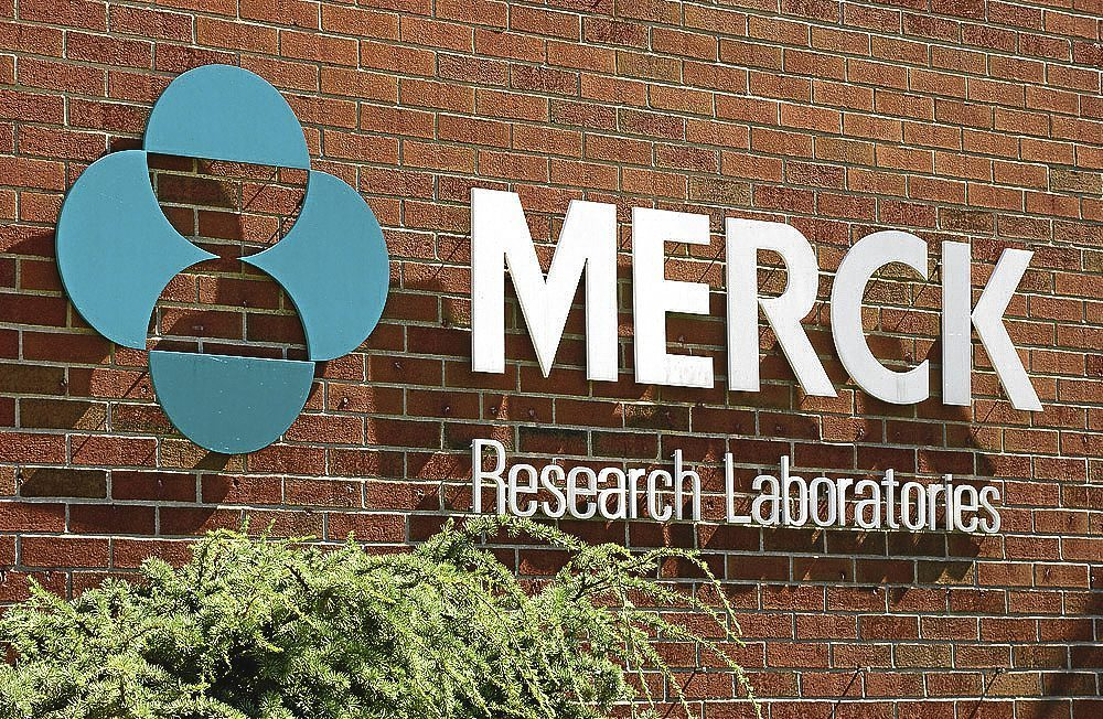 merck research laboratories