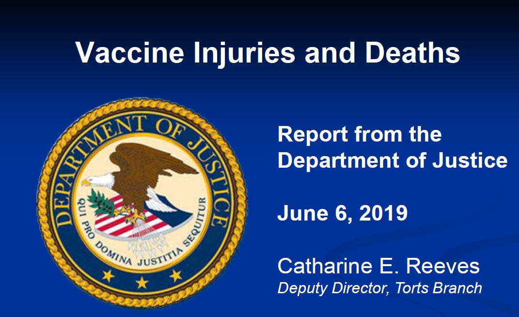 vaccine injuries and deaths june 2019