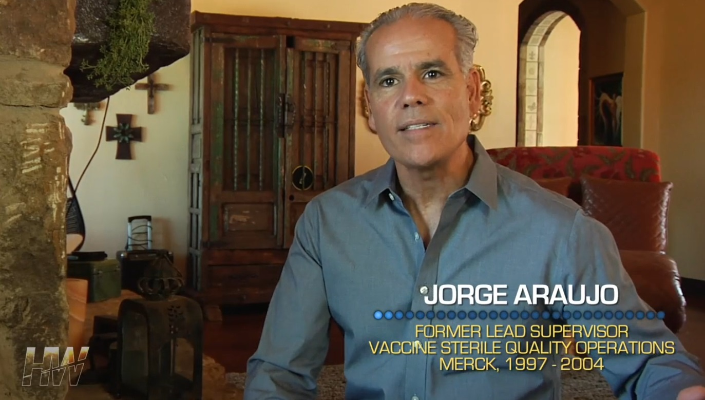 Jorge Araujo Merck Scientist