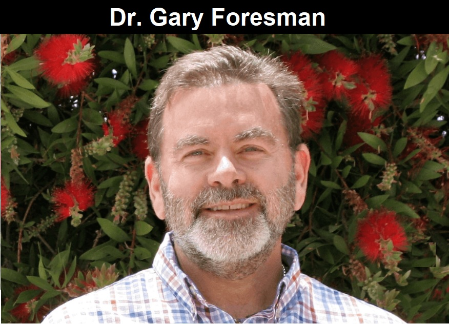 Dr. Gary Foresman photo