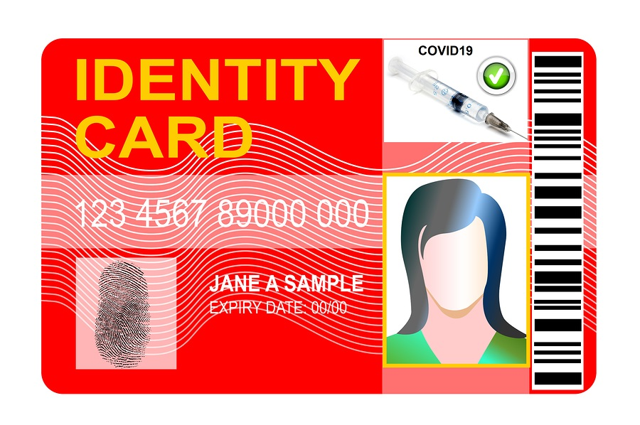 COVID19 UPDATES - Trump Extends Wuhan coronavirus death toll said to be 12 times more than official figures plus MORE COVID19-Identity-Card